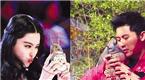 李晨为范冰冰宣传新片 二人被曝用同款手机壳(图)
