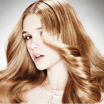 很多女生都有头发干燥图片