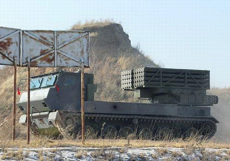 中国又一新型高机动火箭炮系统曝光 类似美军风格