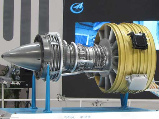是中国第一款商用航空发动机产品,是装配国产大飞机的惟一国产动力.