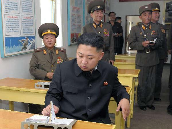 金正恩特使、朝鲜人民军总政治局长访问中国(图)