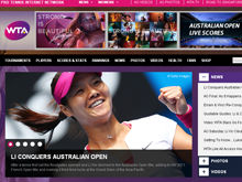 WTA官网