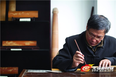 竹刻:刀笔世界里的诗情雅致