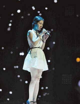 张碧晨否认受邀上春晚:也是听到周围人在说