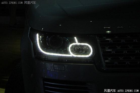 不过近年来,尤其是随着揽胜极光的诞生,路虎品牌在车灯的设计上越发