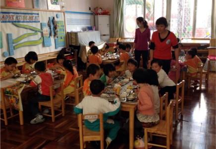 假日半岛业主参观广东碧桂园学校pyp幼儿园
