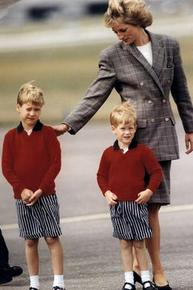 哈里王子将继承戴妃千万遗产坦言不会逃避上税