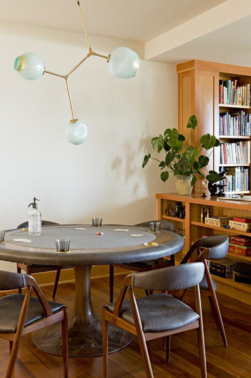 唯美餐厅装修效果打造小清新用餐空间   餐厅在居室设计中