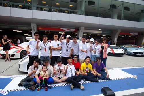 SSCC上海超跑俱乐部全力出击2012 Super show图片