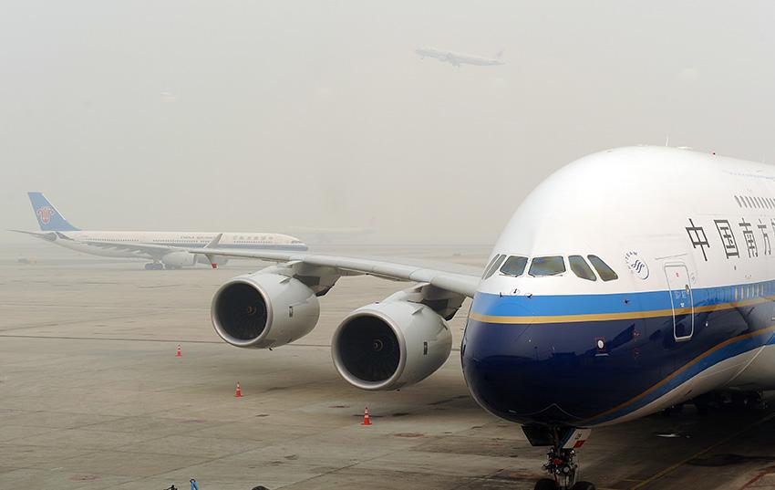 北京首都国际机场航班未受雾霾影响 _厦门频道_凤凰网