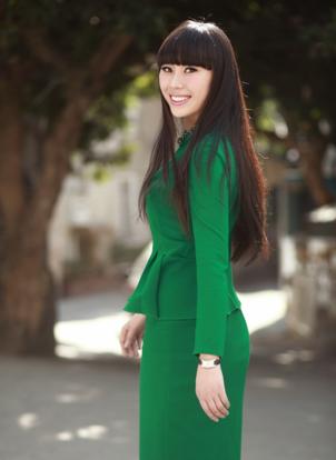 吴秋坪——海西时尚精英女性