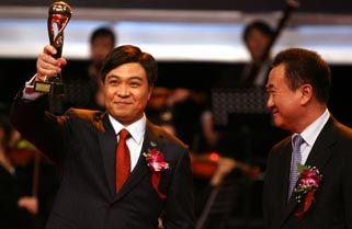 2007年CCTV中国经济年度人物颁奖活动