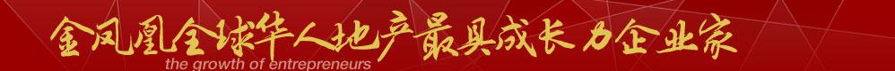 金凤凰全球华人年度成长力企业家