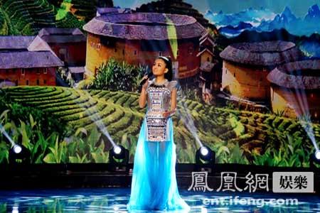 阿鲁阿卓压轴 中国文艺 梦里客家被赞好声音