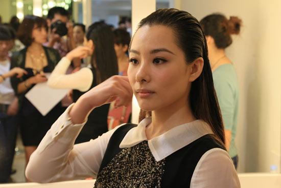 凤凰时尚携手Dior 高端达人团私享会刘璇助阵