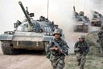 加强军队打赢局部战争能力