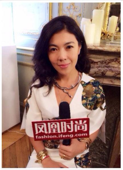 苏芒:期待中国时尚母女组合诞生
