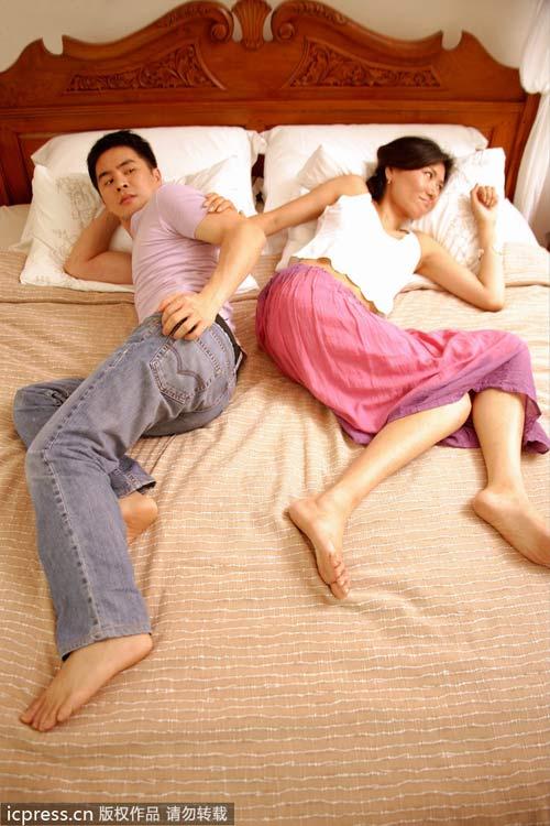 女人床上会让男人生不如死的7个错误