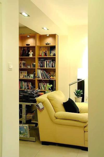 小房子大装修90平方经济适用房