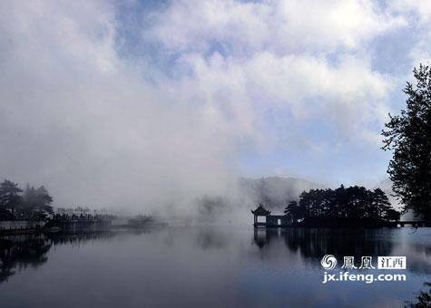 江西所有设区市空气质量为国家二级