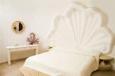 墨西哥的海螺房子,很浪漫的感觉