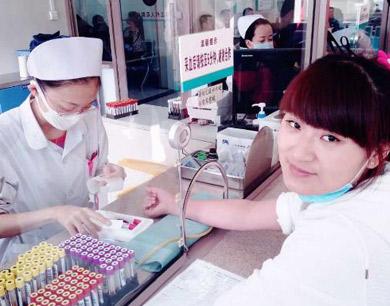 护士 捐献造血干细胞
