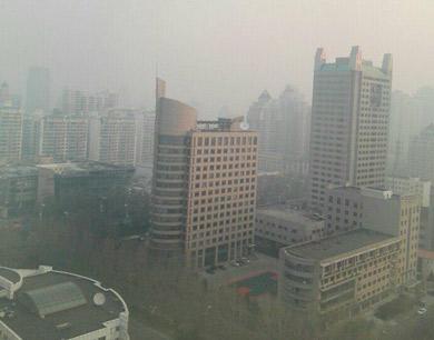 黑龙江发布霾天气预报