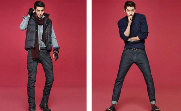 欧巴长腿style 韩国娱乐圈长腿继承人们