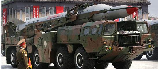 波朝鲜停战60周年大阅兵