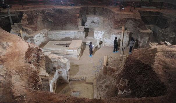 房山刘济墓:女士现玉器生肖题材器或来自罗马货到付款玻璃情趣用品图片