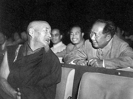 毛泽东与佛缘:为何要身边人读《六祖坛经》