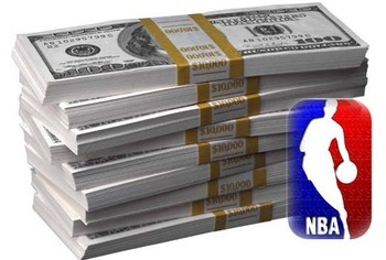 联盟公布下赛季奢侈税起征线 正式实行新税制