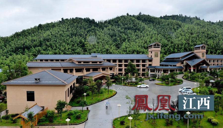 江西吉安安福武功山嵘源温泉酒店-天上草原安福武功山 组图