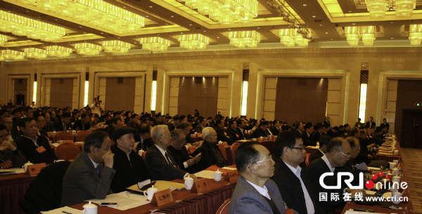 王乐泉当选中国法学会会长