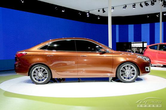 福特Escort明年上市 或命名 雅驰特