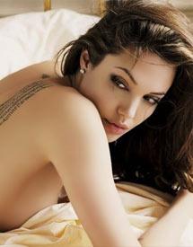安吉丽娜朱莉:我的名字叫性感