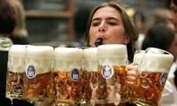 青啤与世界干杯