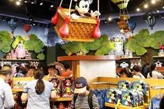 全球最大迪士尼旗舰店落户上海