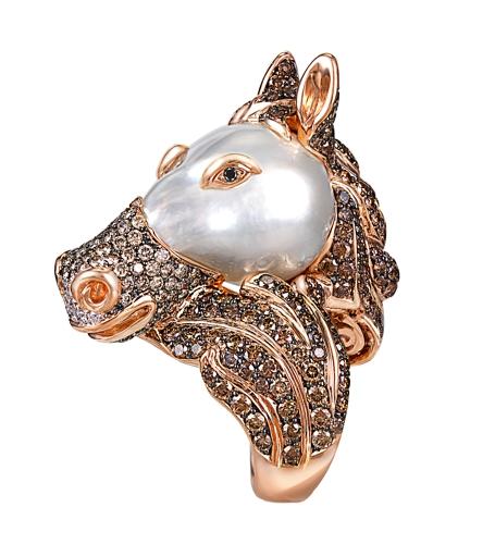 创意设计:珍珠也时尚