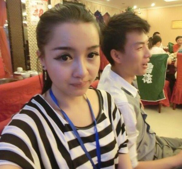 西藏大学校花:90后清纯美女