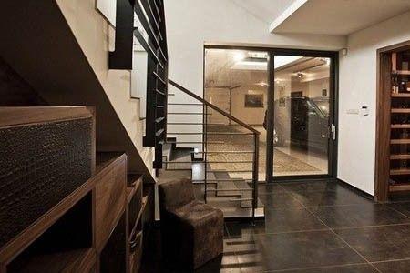 棕色家具搭配地板白色家具棕色地板图片6
