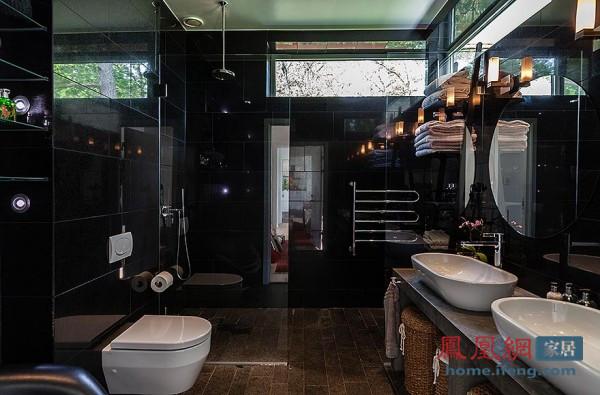 领略瑞典利丁厄岛现代别墅奢华之风 大型派对绝佳场所