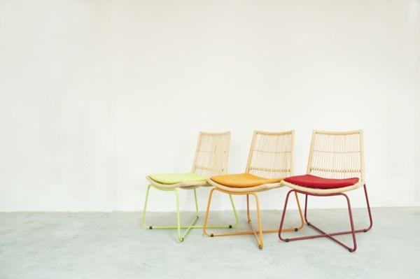 藤条家具系列创意设计艺术