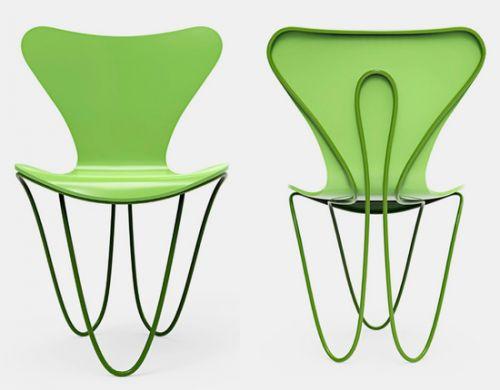 雅各布森系列椅子诞生60周年 众著名设计师重新诠释