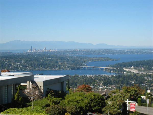 家家有游艇 揭秘美国西雅图的富人区