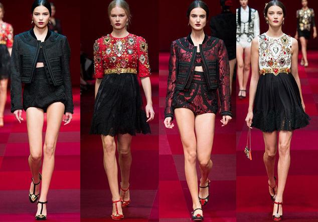 Dolce&Gabbana2015春夏大秀