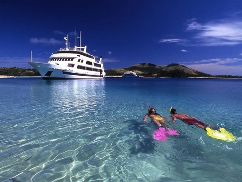 最性感小岛的私密时光 大溪地波拉波拉岛