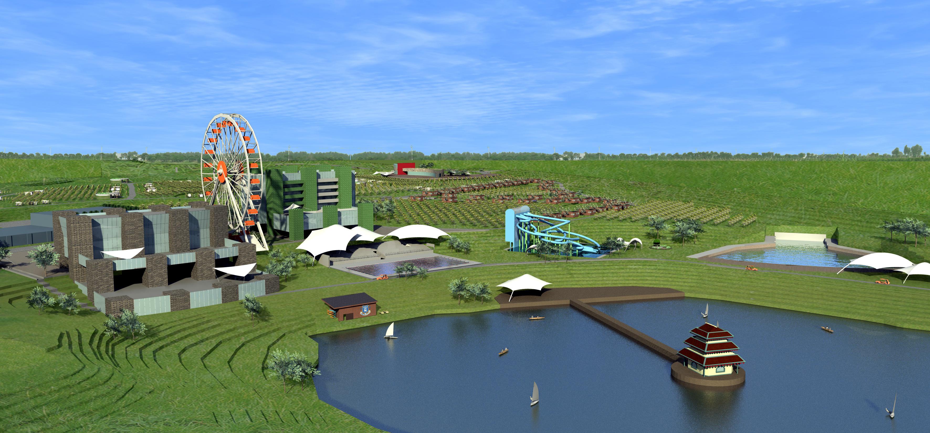 京郊梭草鱼世界旅游重点项目招商