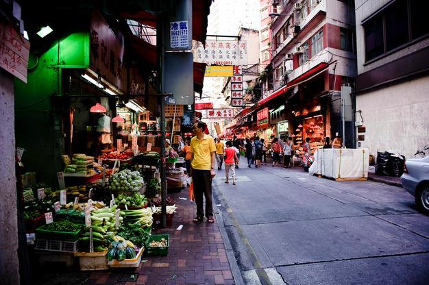 文艺范|在湾仔街角遇见老香港