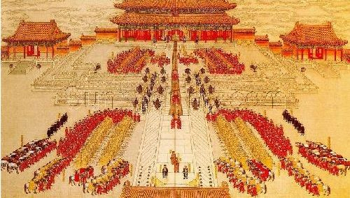 揭中国古代皇帝的洞房习俗 想结婚要花大价钱 图